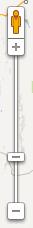 google maps zoom slider